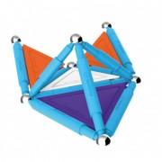 Jucarii Magnetice Set Constructie Trendy 48 Piese Supermag
