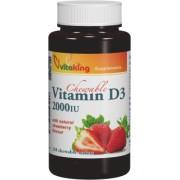 D3 Vitamin 2000 (210 žvakaćih tableta)