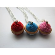 Cup Cake Necklace