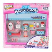 Set figurine Happy Places S1 Pack Dreamy Bear, 5 ani+