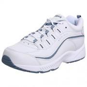 Easy Spirit Romy Tenis para Mujer, Blanco Azul Claro, 11 B(M) US