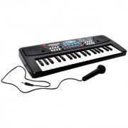37 Key Piano Keyboard Toy with DC Power Option Recording and Mic