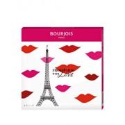 Set cadou Bourjois From Paris with Love (Mascara Twist Up The Volume, 52 Ultra Black + Ruj de buze Rouge Edition Velvet, 10 Don't Pink of it)