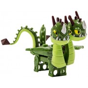 Ionix Dragons How To Train Your Dragon 2 Barf and Belch Zippleback 20005 Figure