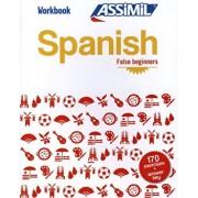 Workbook Spanish False Beginners: Workbook Spanish False Beginners, Paperback/Juan Cordoba