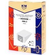 Sac aspirator Hoover Studio 1505 hartie 5X saci + 2 filtre K and M