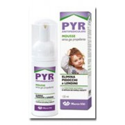 > PYR Mousse A-Pediculosi 120ml