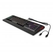 Teclado Gamer HP Omen USB X2 X7Z97AA
