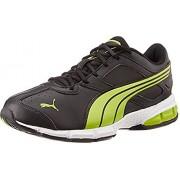 Puma Men's Tazon VI DP Grey Mesh Running Shoes - 8 UK/India (42 EU)