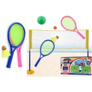 Flybuddy Ltd - Magic Trend £24.99 instead of £69.99 (from Magic Trend) for a kids badminton and tennis toy sports set - save 64%
