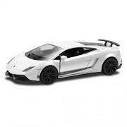 RMZ City - 1/36 Lamborghini Gallardo LP 570-4 Superleggera (White)