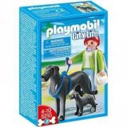 Комплект Плеймобил 5210 - Дог с малки - Playmobil, 290793