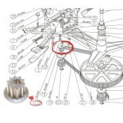 Zelmer konyhai robothoz meghajtó fogaskerék