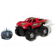 Nikko Radio Controlled Title Truck Red 1:24 94208