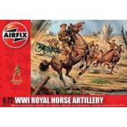 Airfix Zestaw figurek WWI Royal Horse Artillery Airfix 01731