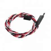 Amass 60 Core 15cm 30cm 60cm 90cm Anti-off Servo Extension Wire Cable For Futaba