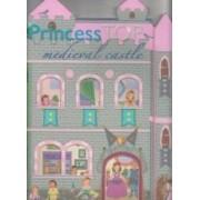 Princess Top Medieval Castle bleu