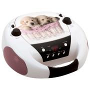 BIGBEN Draagbare radio CD print Dogs (CD52DOGS)