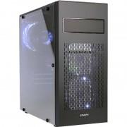 Carcasa Zalman N2 SECC Steel ATX Mid Tower Fara Sursa 3 Ventilatoare Black