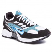 Обувки NIKE - Nike Air Ghost Racer AT5410 004 Black/Photo Blue/Mineral Teal