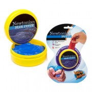 Newtonian Blue Putty