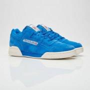 Reebok workout plus vintage Awesome Blue/Chalk/Classic White