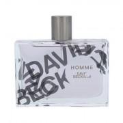 David Beckham Homme toaletna voda 75 ml za muškarce