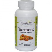 Ayurvedic Life Turmeric / Haridra powder and extract - 120 capsule 300 mg Hygenically processed with highly advance technology at our facilities.