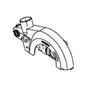 Metabo Capot de protection pour scie stationnaire Metabo 1010734580