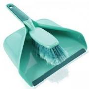 Комплект за почистване - малка метла и лопатка Leifheit, LEI.41410