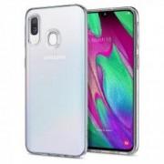 Carcasa Spigen Liquid Crystal Samsung Galaxy A40 2019 Crystal Clear