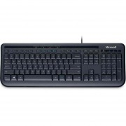 Teclado MICROSOFT Wired 600 Multimedia USB ANB-00004