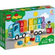 Lego set de construcción lego duplo camión del alfabeto 10915