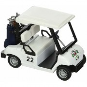 JGG Jain Gift Gallery Golf Cart Mini Diecast