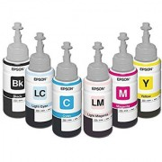 Original Epson Multicolor Ink Pack of 6