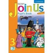 Cambridge Join Us for English 3 Pupils Book - Herbert Puchta, Günter Gerngross