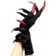 Manusi cu unghii Halloween