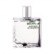 David Beckham Inspired by Respect voda po holení pro muže