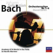 J.S. Bach - Orchestersuiten1-4 (0028947387121) (1 CD)