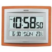 Ceas de perete Casio Wall Clocks ID-15S-5DF Digital Termometru