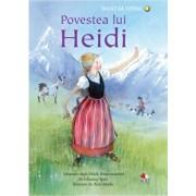 Invat sa citesc. Nivelul 4. Povestea lui Heidi/Johanna Spyri