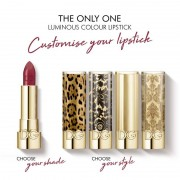 Dolce&Gabbana ONLY ONE Lipstick Cover N. 4 ANIMALIER