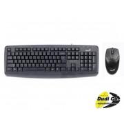 Genius USB crna tastatura KM-130