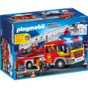 City Action - Brandweer ladderwagen met licht en s