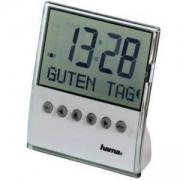 Часовник- будилник с кратко съобщение на екрана за поздрав, HAMA-104955