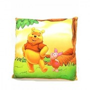 Pooh Bear Printed Soft Cushion for Kids