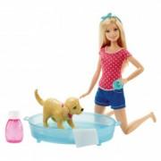 MATTEL barbie i kuca u bazenu MADGY83