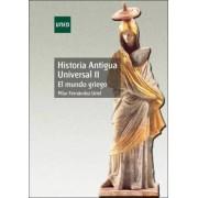 Fernandez Uriel,Pilar Historia antigua universal ii. el mundo griego