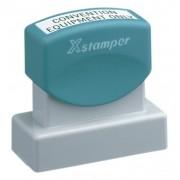 Xstamper N 11 szövegbélyegző