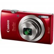 Cámara Fotográfica CANON PowerShot ELPH 180 20mpx 8x Zoom Rojo